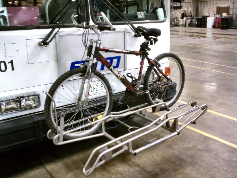 5. Securing Your Bike
