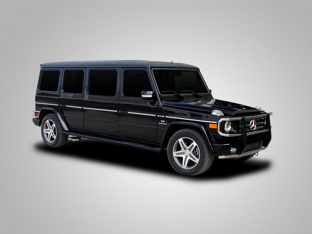 Mercedes G-Wagon Limousine