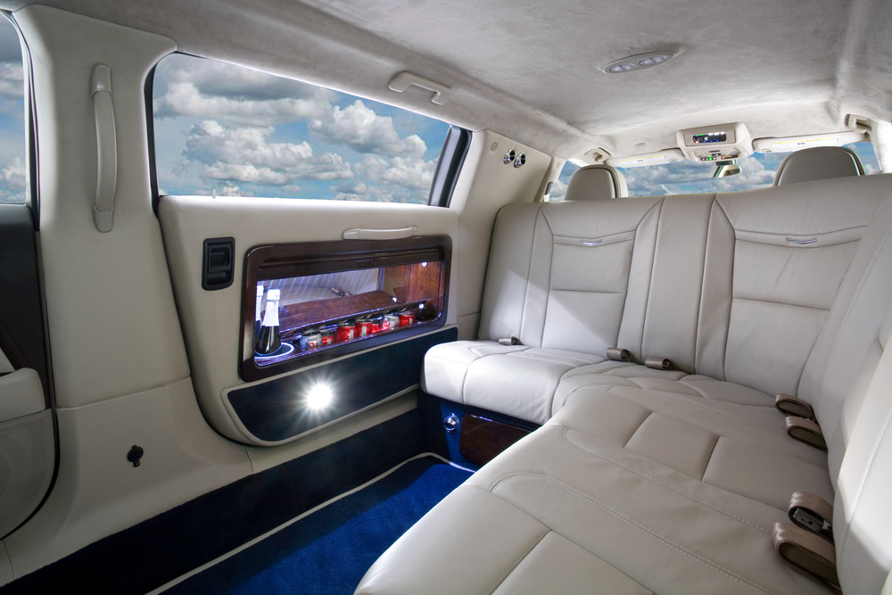 Cadillac XTS Limousine with 5th door option.