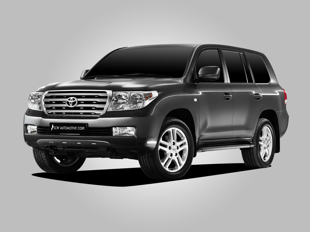 Toyota Land Cruiser CEO Conversion