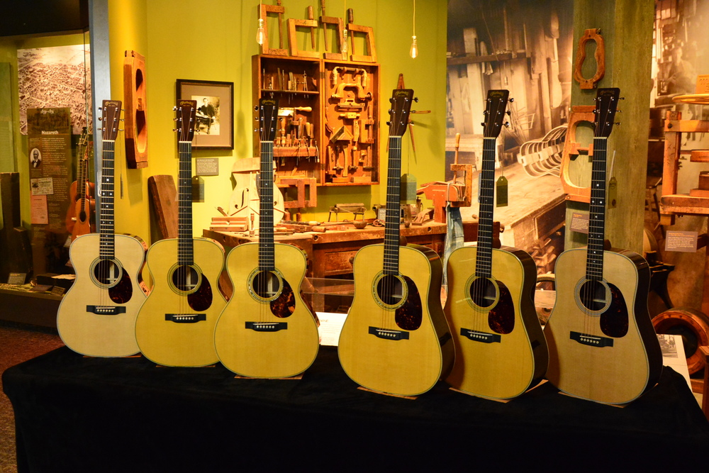 OM or Dreadnought - a suite of six instruments utilizing our most-requested options.  Look here for the best value in a ready-to-play Custom Martin.