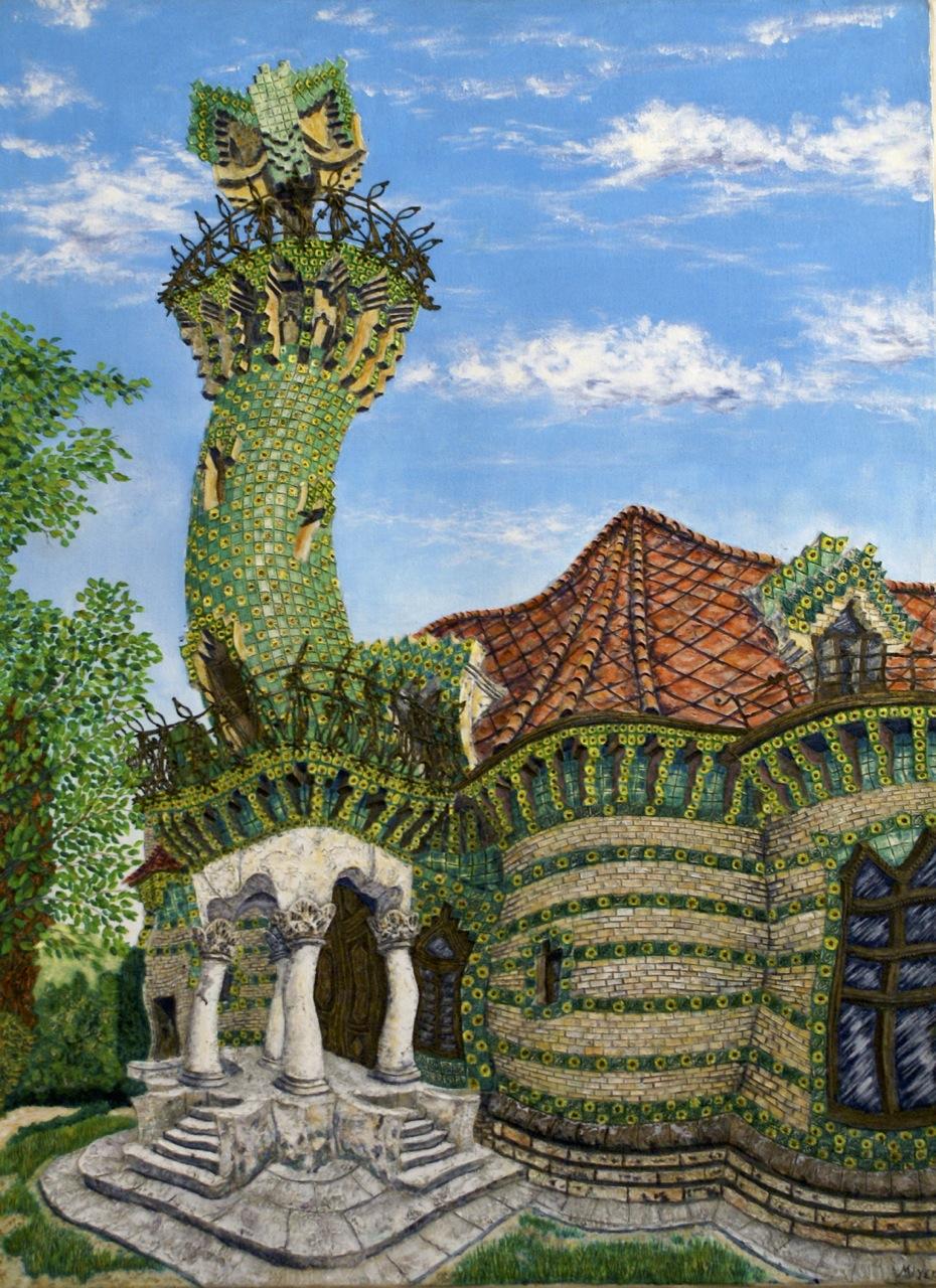 El Capricho (Gaudi) - Barcelona
