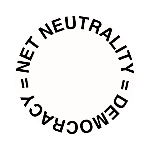 Net Neutrality = Democracy @Nonpartisan Peace4 BOLD.png