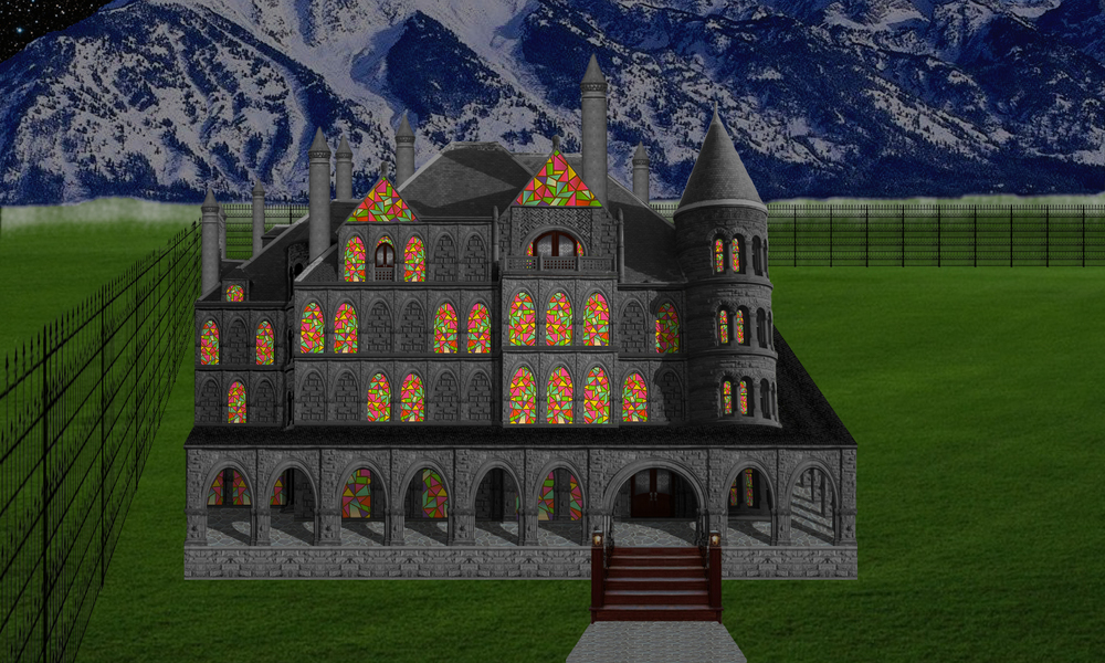 The home of the Blood Family Coven, often called BFC Stonghold.