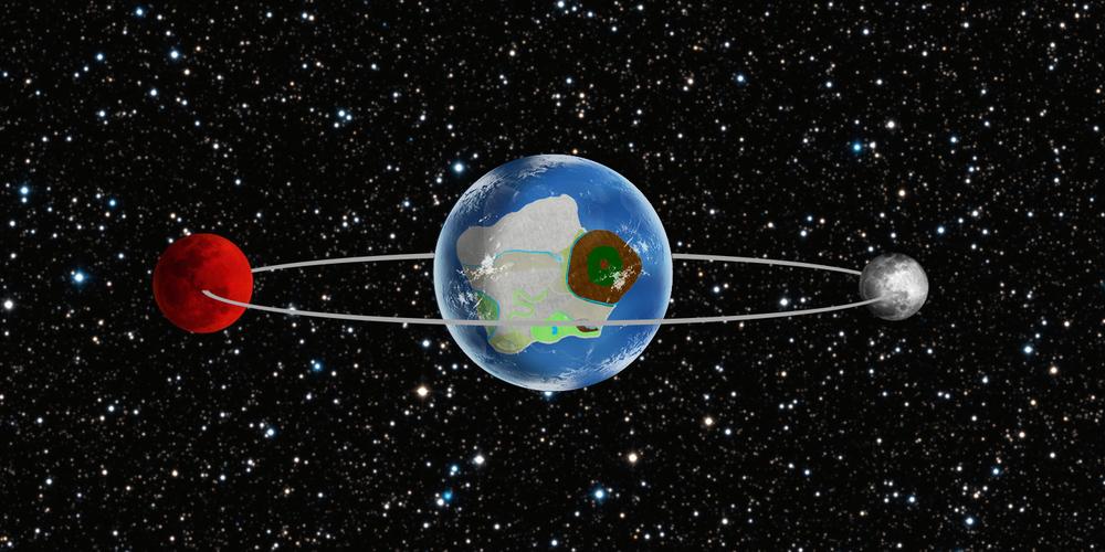 Sarvannia:  The Planet