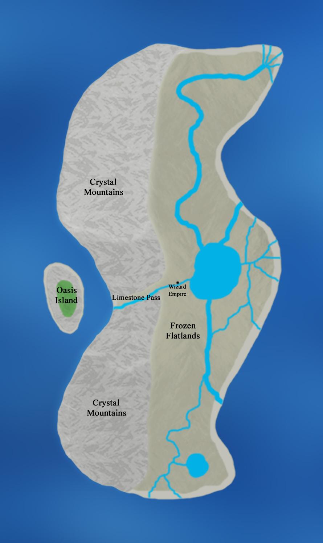 Sarvannia:  Gems Continent