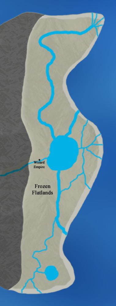 Gems Continent:  Frozen Flatlands