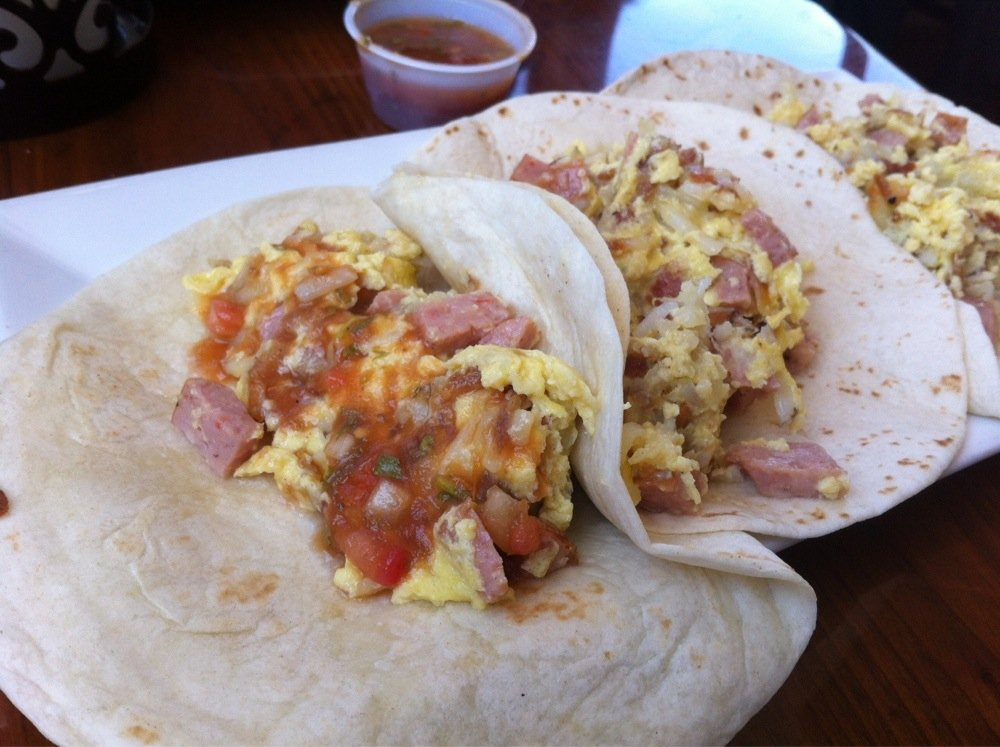 Breakfast Tacos in Orange County, CA
