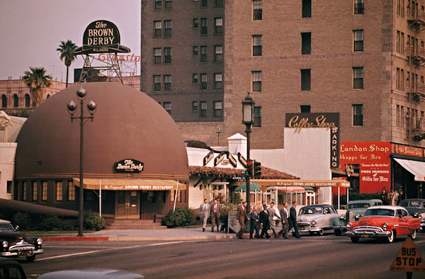 Brown Derby Restaurant, Los Angeles