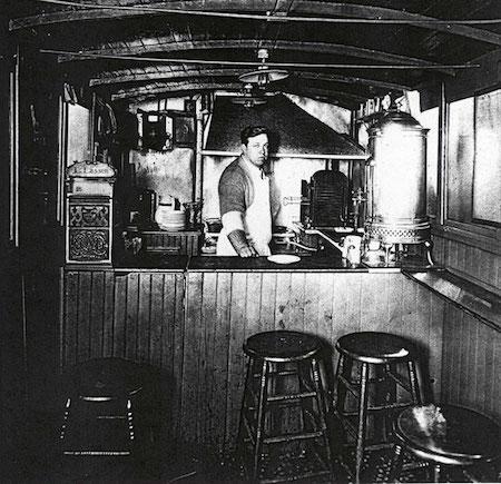 Louis Lassen circa 1907
