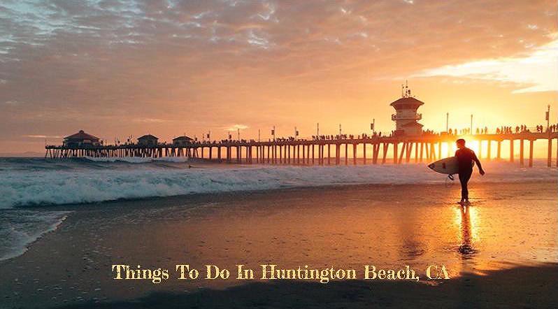 Huntington beach hookup