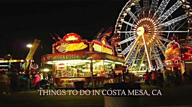 Top Things To Do In Costa Mesa Ca Shopping Arts The Hangout