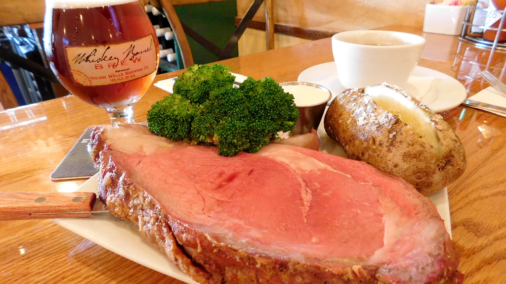 Best Prime Rib Huntington Beach CA