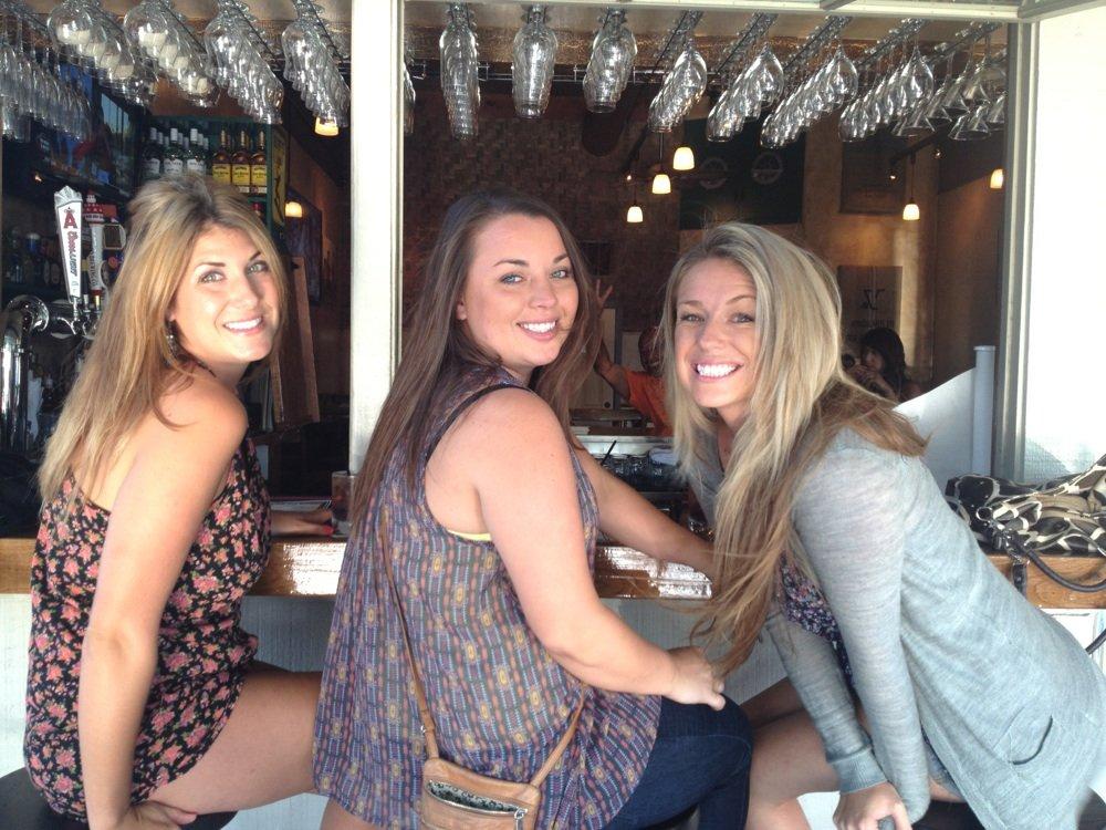 Outdoor Bar Huntington Beach