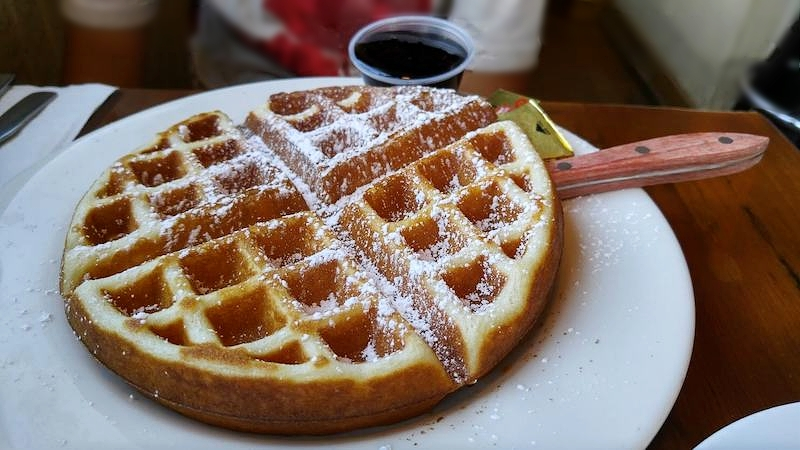Belgian-Waffle-Breakfast-Orange-County