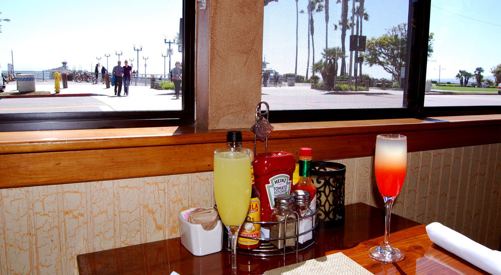 Seal Beach Breakfast Brunch