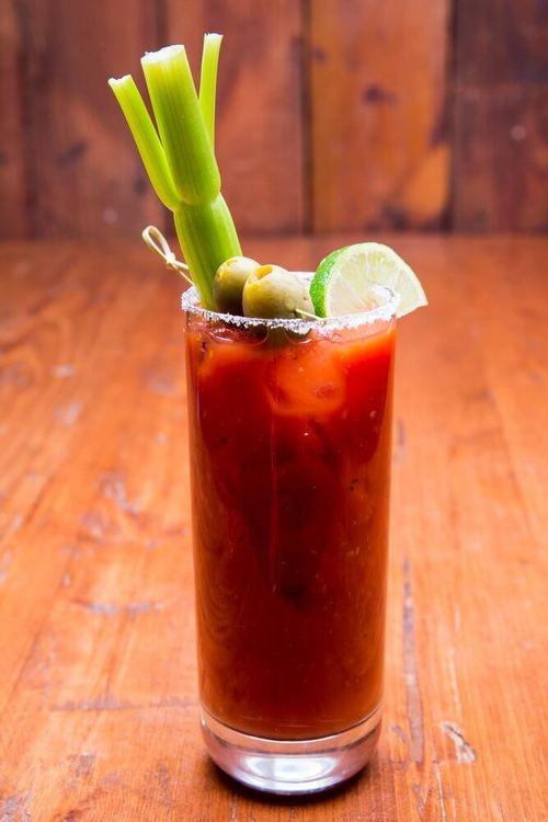 Classic Bloody Mary Long Beach