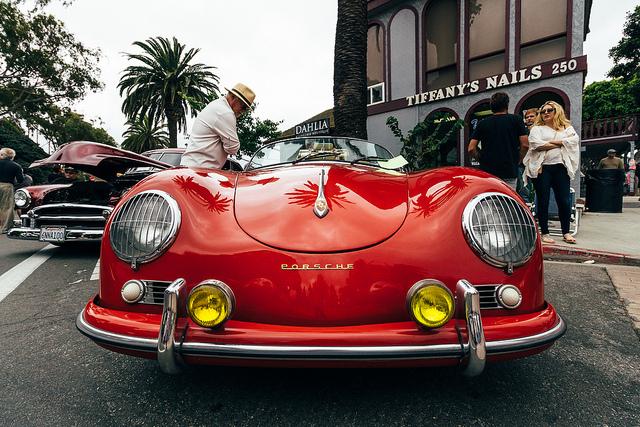 Classic-Porsche-Seal-Beach