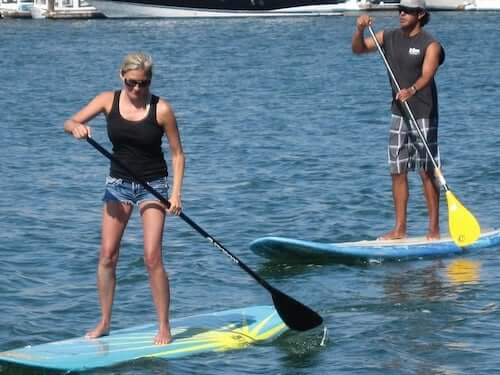 Stand-Up-Paddle-Boarding-Lesson-Huntington-Harbor