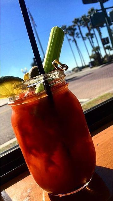 Surf n' Turf Bloody Mary