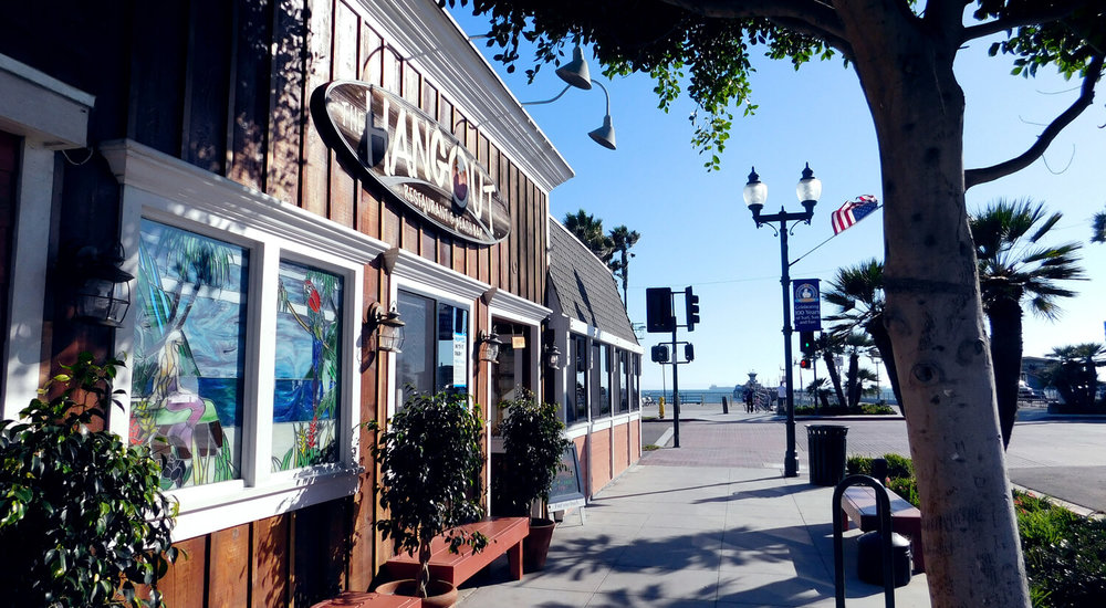 Award Winning Seal Beach Restaurant With Views The Hangout