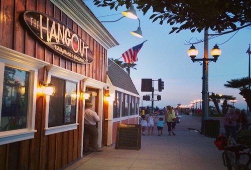 Best Date Night Restaurants In Orange County The Hangout