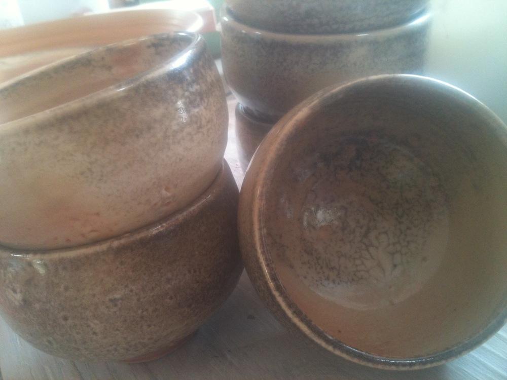 Shino bowl