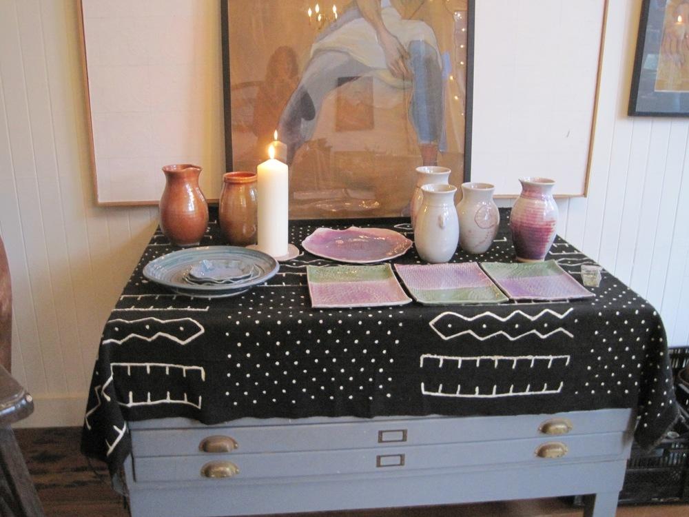 Vases & platters