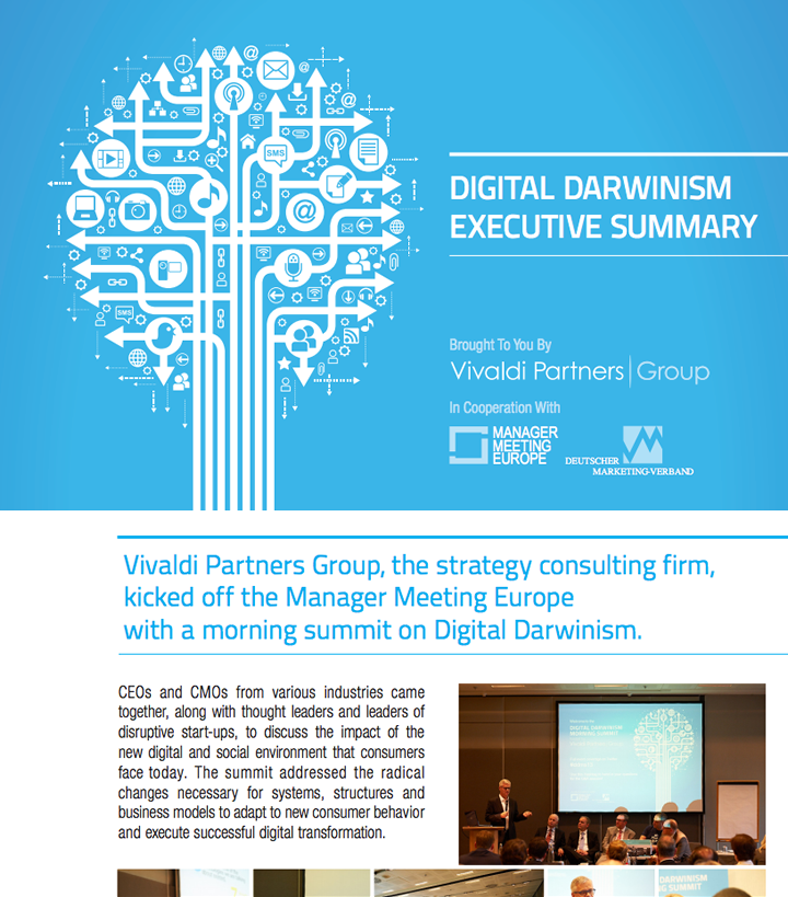 You can download THE Executive Summary for Digital Darwinism 2013  here .