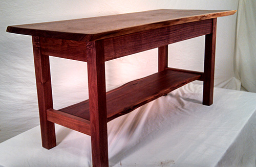 Cassia Coffee Table Cayuga Joinery