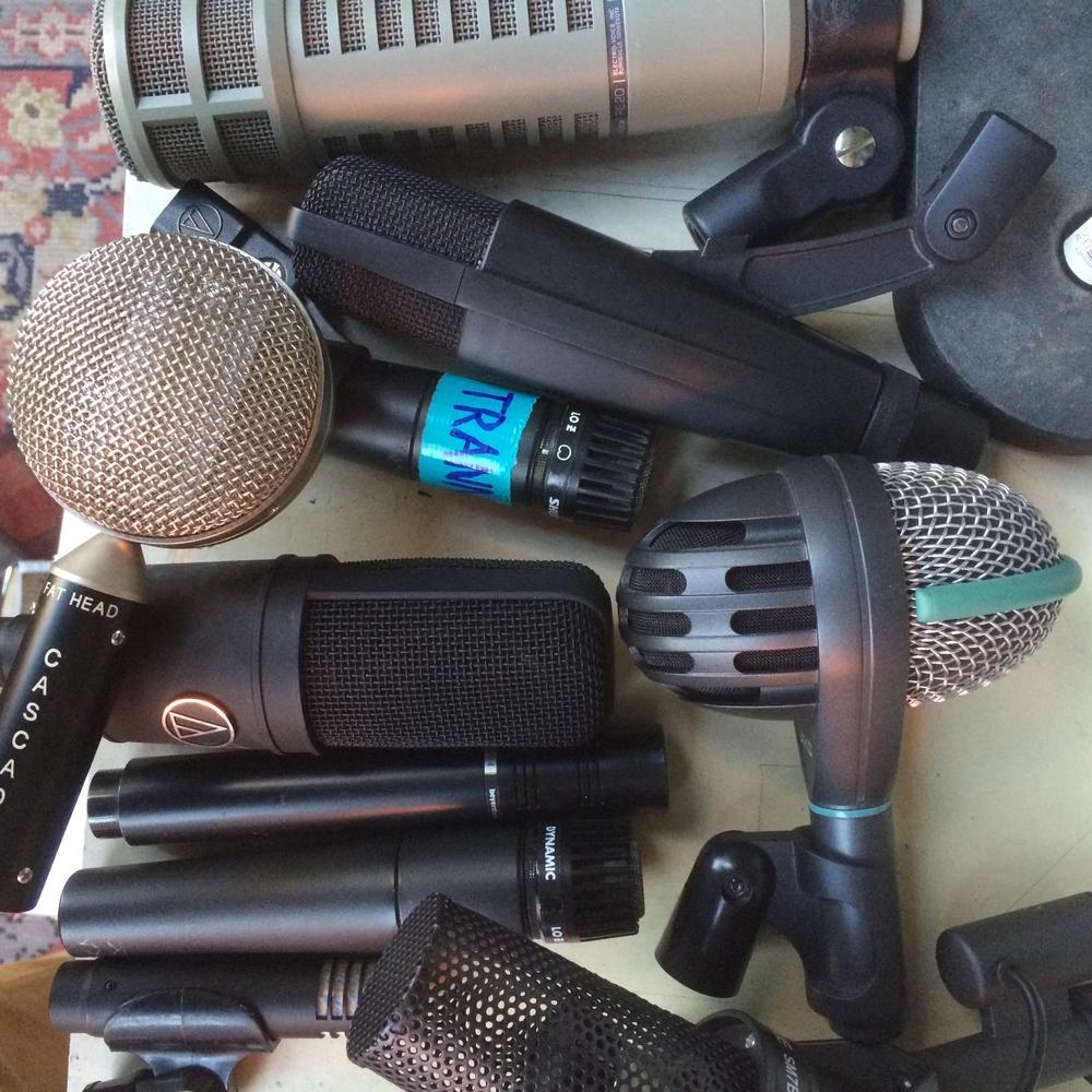 Some mics