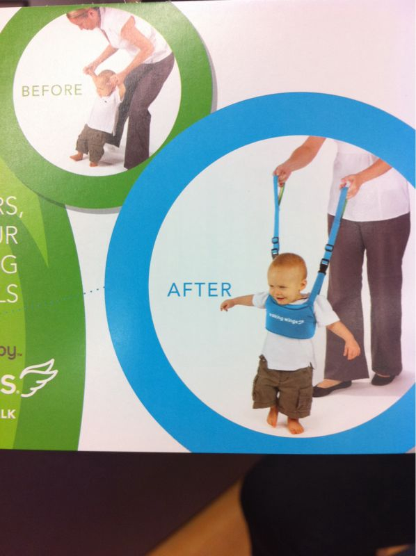 "From our ""Strangeness Seen While Baby Shopping"" Series"