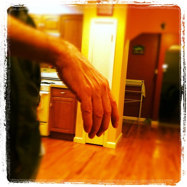 The Hand (Taken with  instagram )