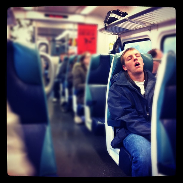 When The Sleeper Wakes (Taken with  instagram )