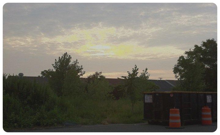 Sunset  Fooling around. #sunset #babylon (from  @mrknuffke  on Streamzoo)