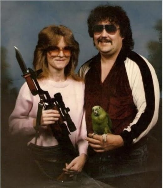 Obviously, The gun belongs to the parakeet (via  3.bp.blogspot.com ).