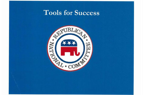 "First photo of the ironically titled ""Tools for Success"" slideshow that the finance staff of the GOP prepared to explain how the party plans to raise money for the midterm elections.  Apparently, ""success"" includes stereotypically categorizing your base as either ""Calculated Giving"" (defined as acting out of pure greed) or ""Visceral Giving"" (defined as being afraid of the crazy, mixed-up, modern world with it's President who doesn't look like they do):       It is as of yet unclear where accidentally leaving this document in a hotel room to be discovered by the mainstream media and publicly broadcast fits into the GOP's concept of success.   It is also unclear as to why ""Scooby Doo"" is a perjorative descriptor of anyone, especially Harry Reid:"