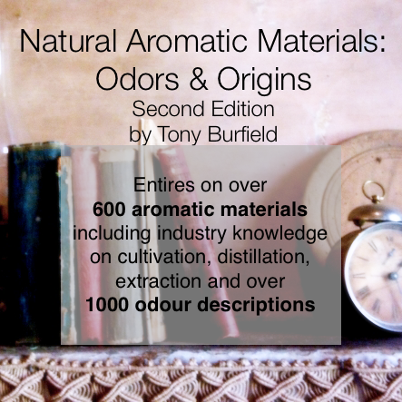 Natural Aromatic Materials, Second Edition