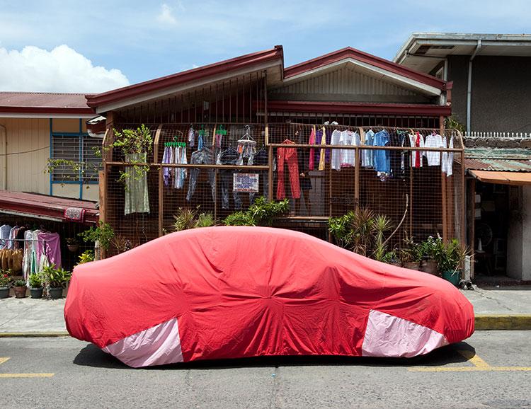 Car, Manila 2010