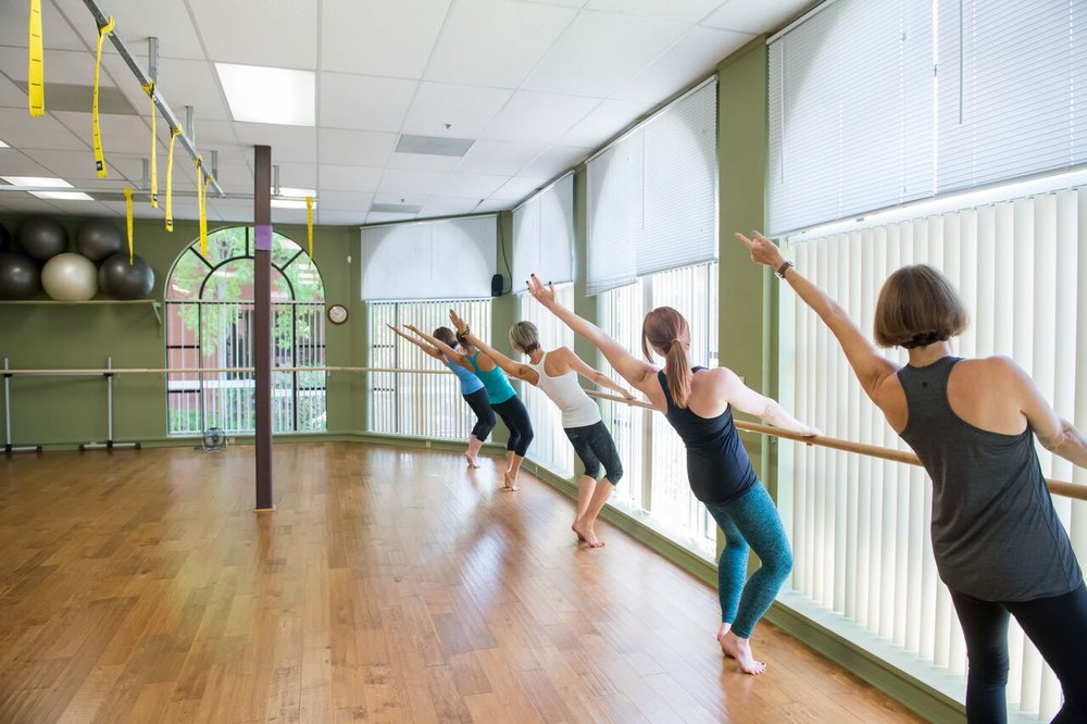 Absolute Center Barre Woodroom 1