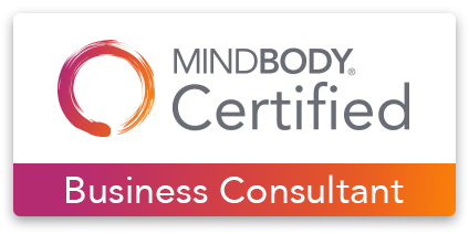 MINDBODY-Certified Business Consultant Katie Santos
