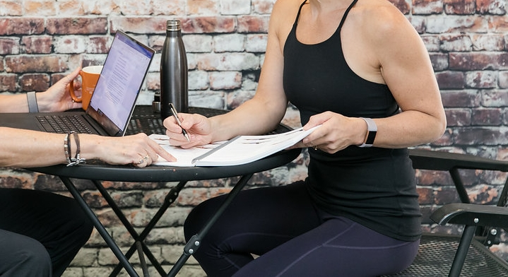 Absolute Center Pilates Lesson Planning