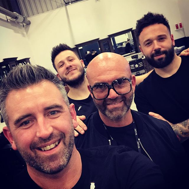 Thank you once again Wahl for your hospitality over the last two days. Being part of the Advanced Creative course with such talented people always has an inspirational impact on me. Never stop learning, and look after your career........