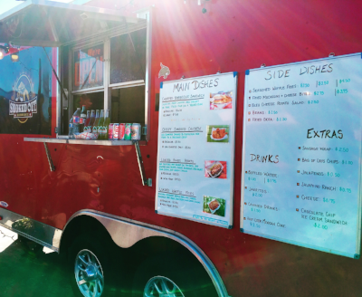So we mentioned that we have the quality, but what really sets us apart is that our food trucks keep it affordable.