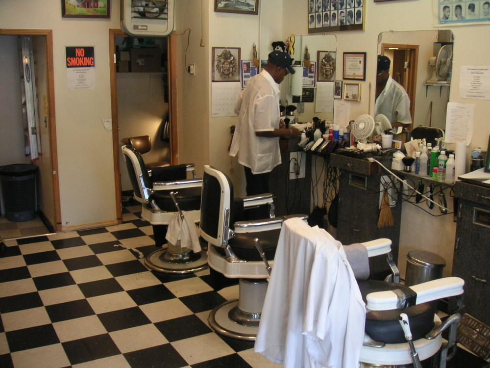 Barber Shop 1