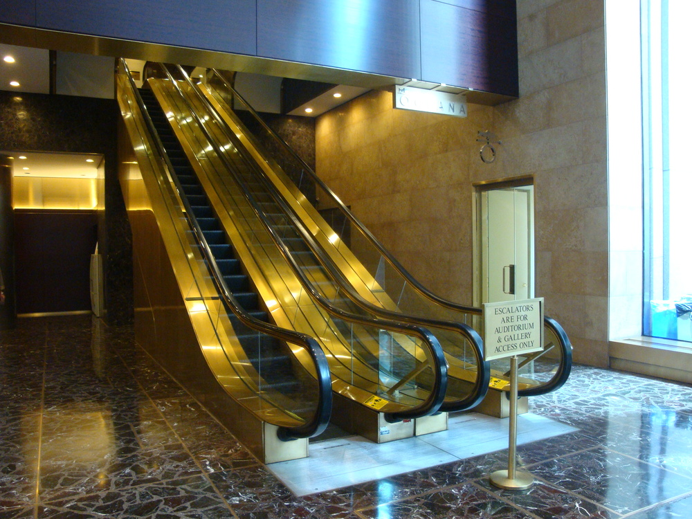 ESCALATOR 5