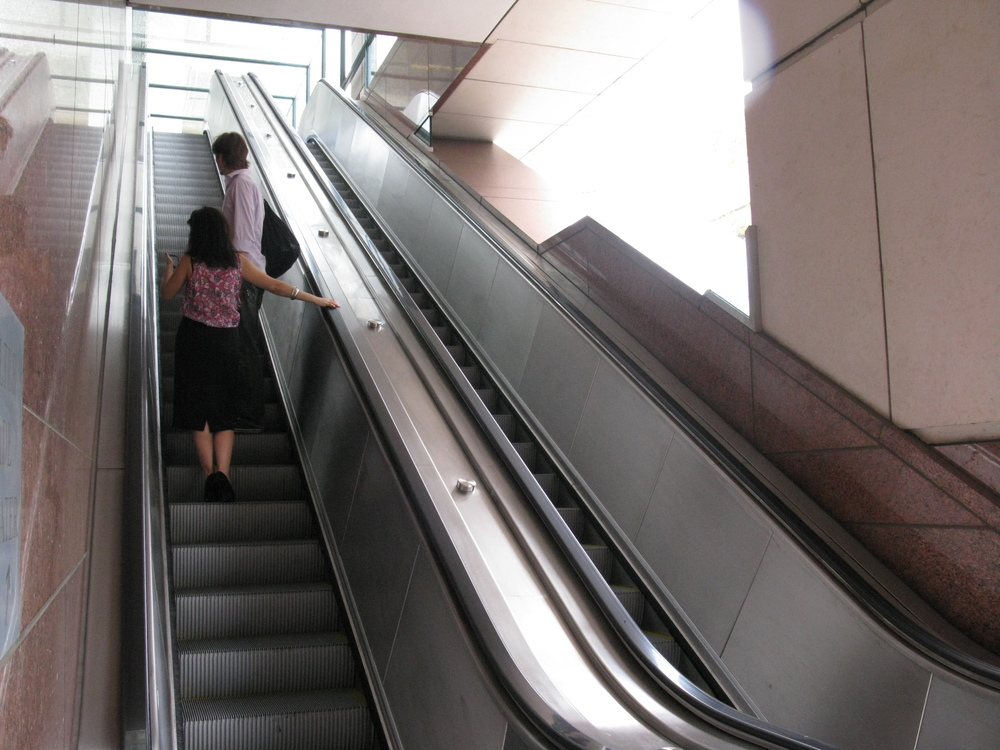 ESCALATOR 4