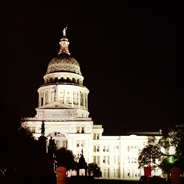 Still posting photos from #sxsw. I'm such a procrastinator (Taken with  instagram )