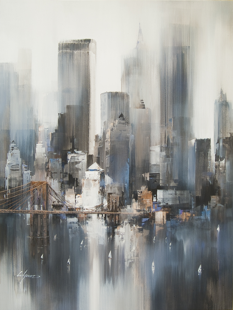 "Wilfred Lang - ""New York Heights"""