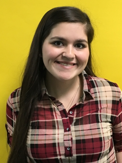 SAMANTHA BARRENECHE - Teacher's Assistant  Samantha graduated from Barron Collier High School a year early with the class of 2016 in hopes of pursuing a career in writing and entertainment. With a history of child care and a love for children, she couldn't wait to become a part of the TSP family and has been working in with the Lions group since 2016!